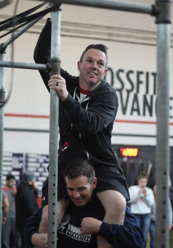 Tuesday, October 17 WOD