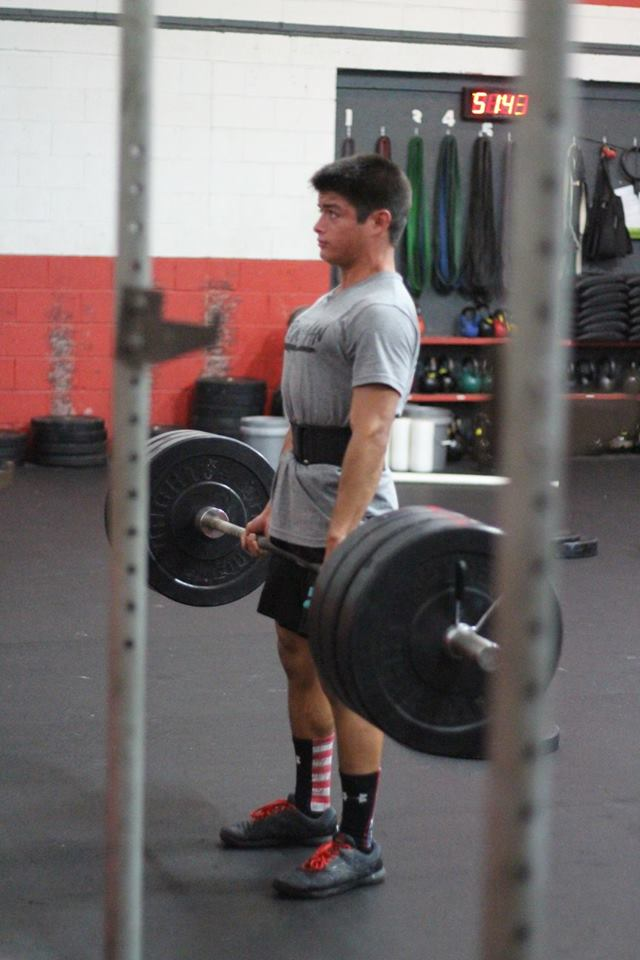 Thursday, May 24 WOD