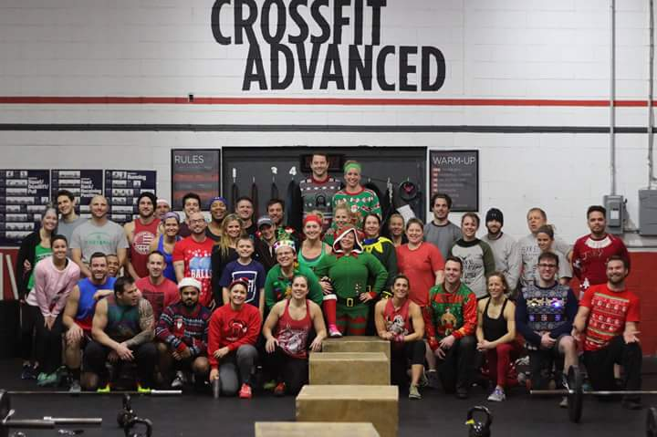 Sunday, December 10 WOD