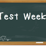 Welcome to Test Week!