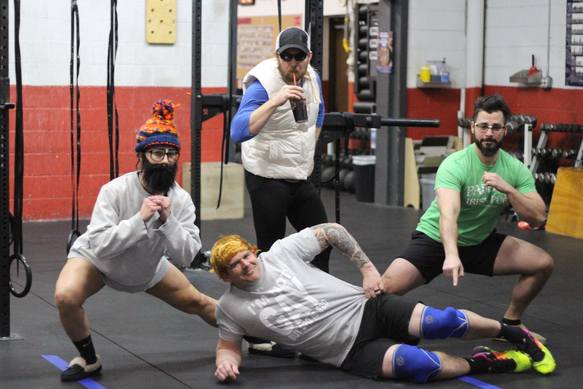 Wednesday, March 28 WOD