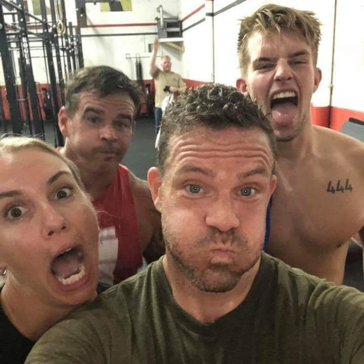 Sunday, September 16 WOD