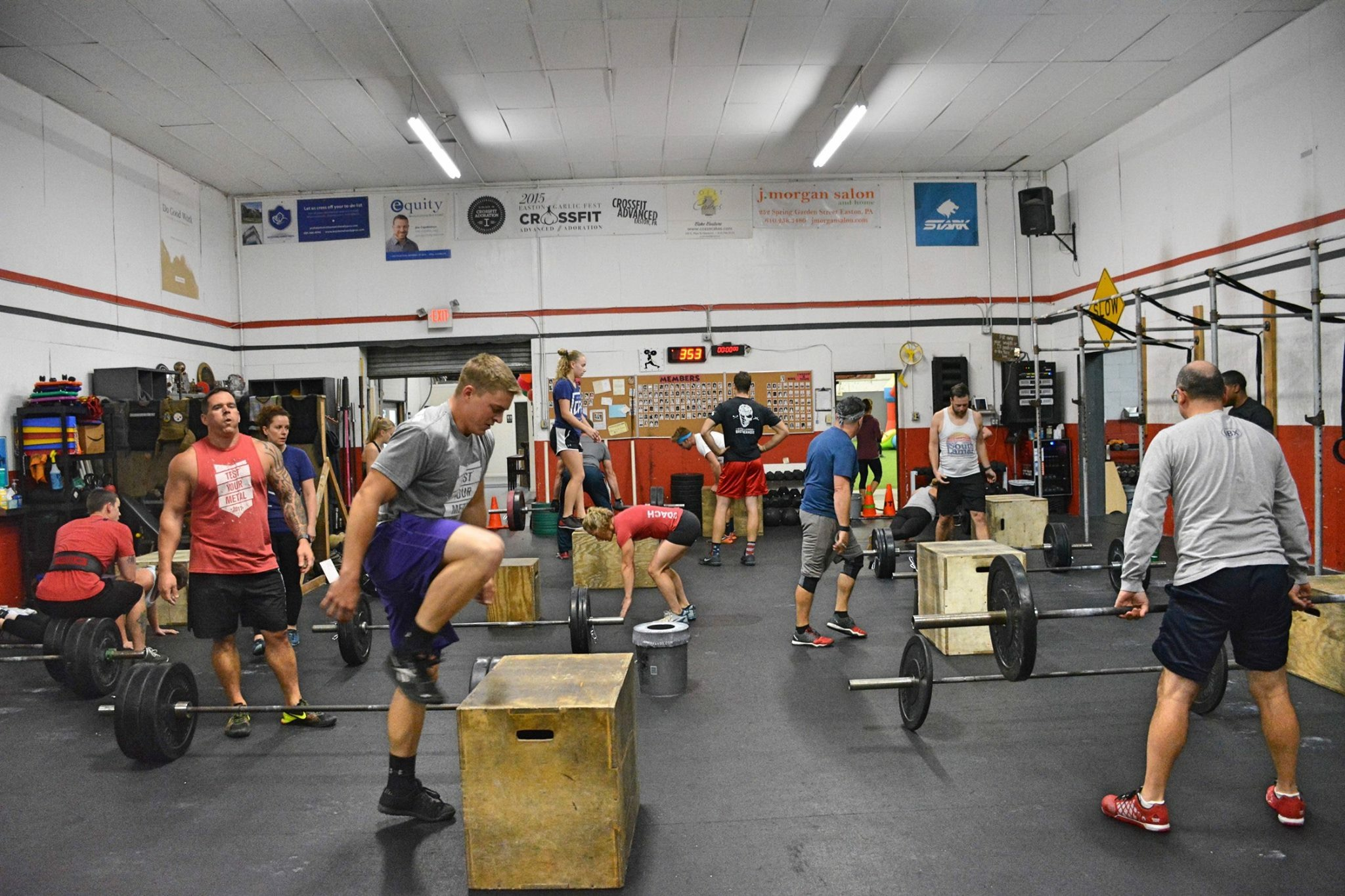 Sunday, October 28 WOD