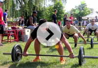 Test Your Metal 2011 CrossFit Competition Official Video