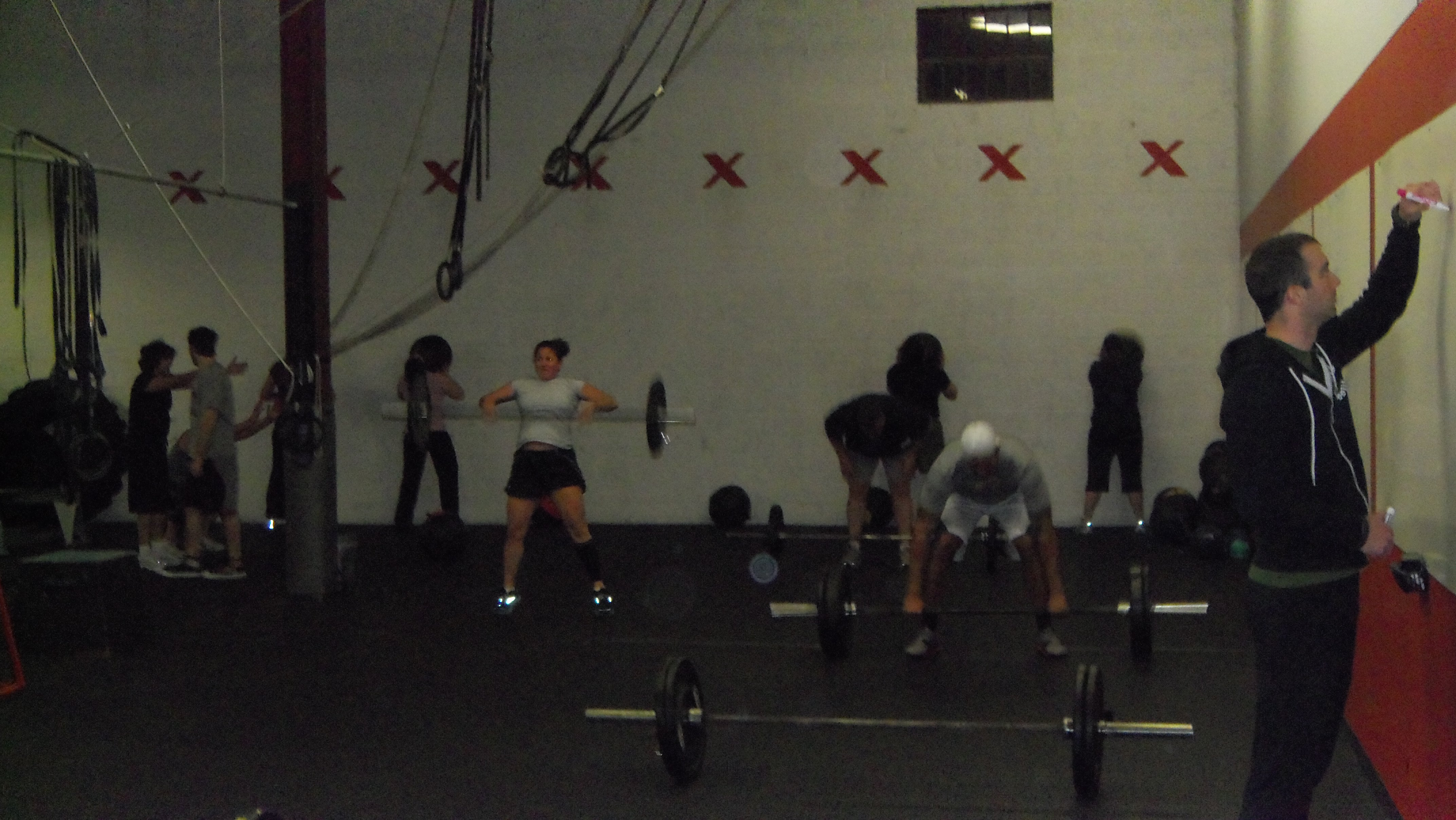 Tuesday, February 21 WOD  022112