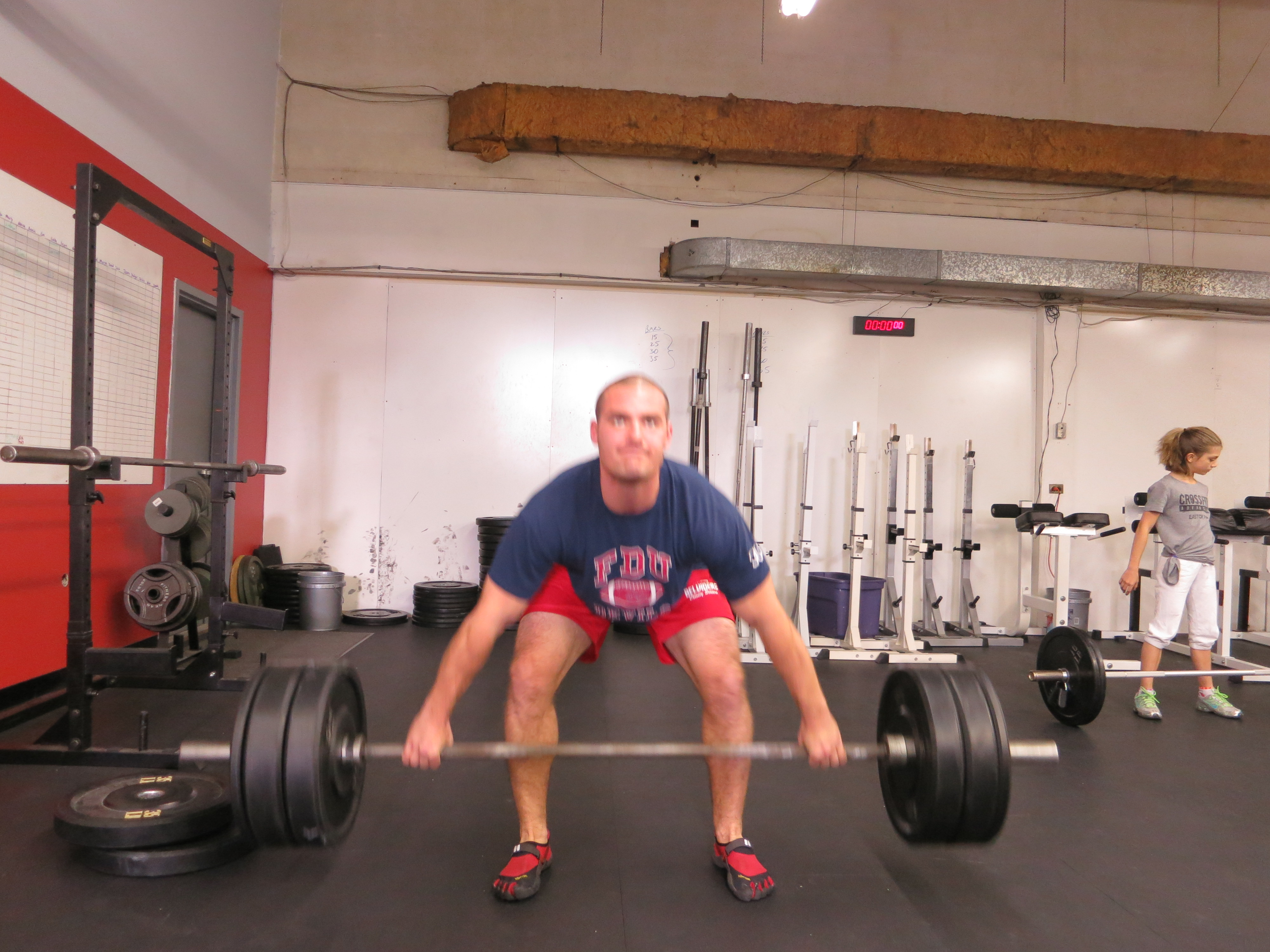 Monday, April 9 WOD  040912