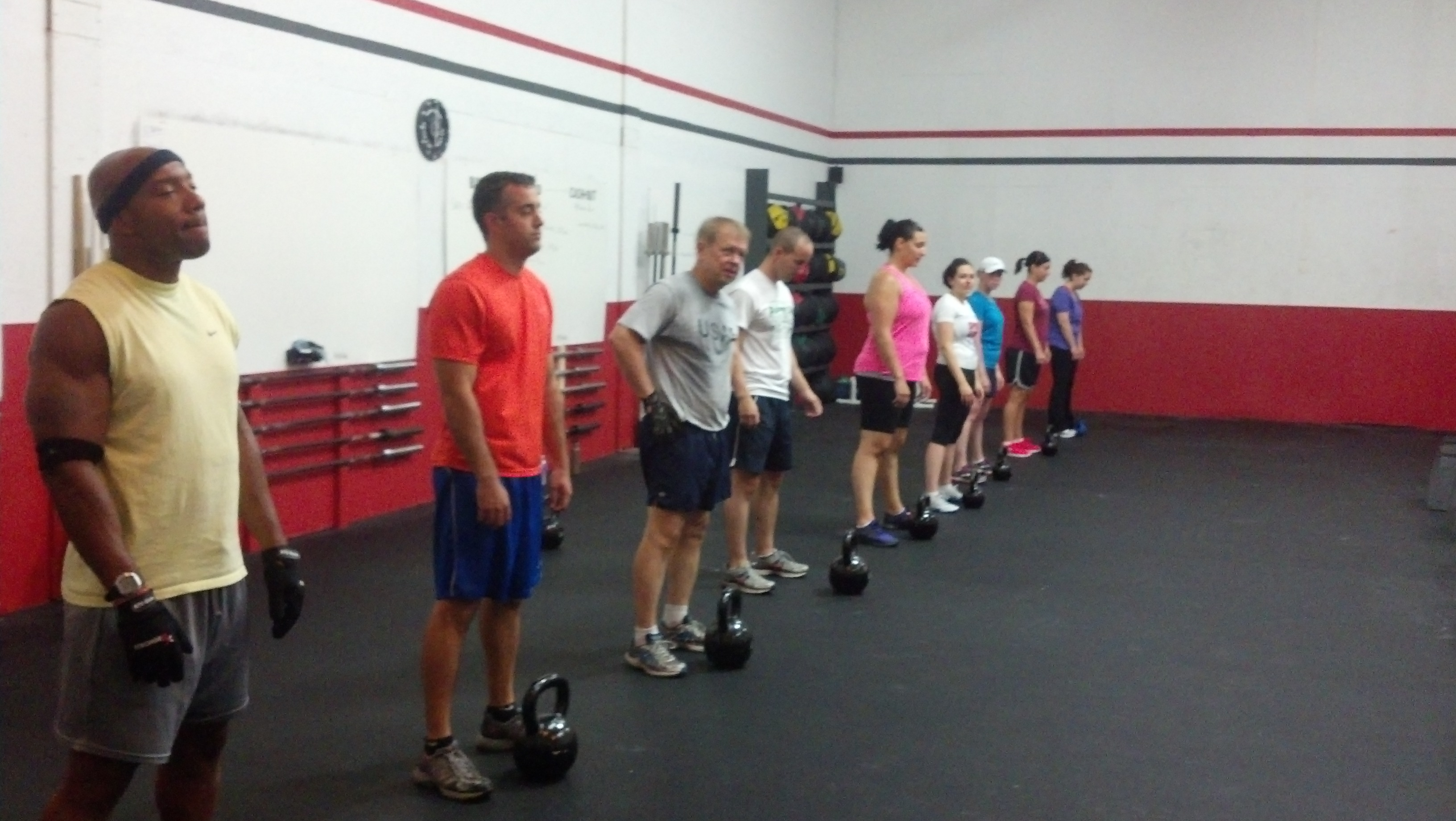 Wednesday, August 29 WOD