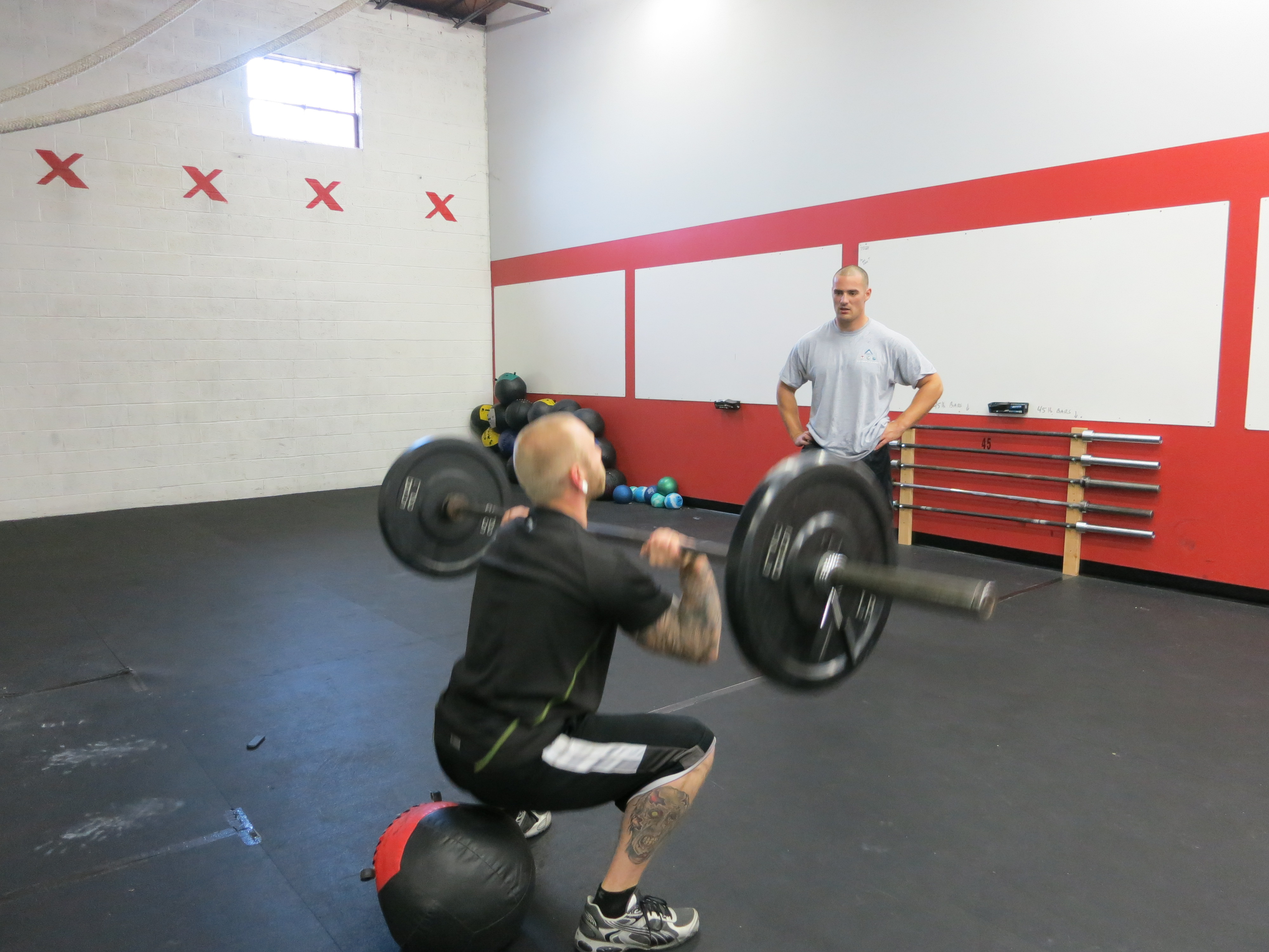 Tuesday, August 21 WOD