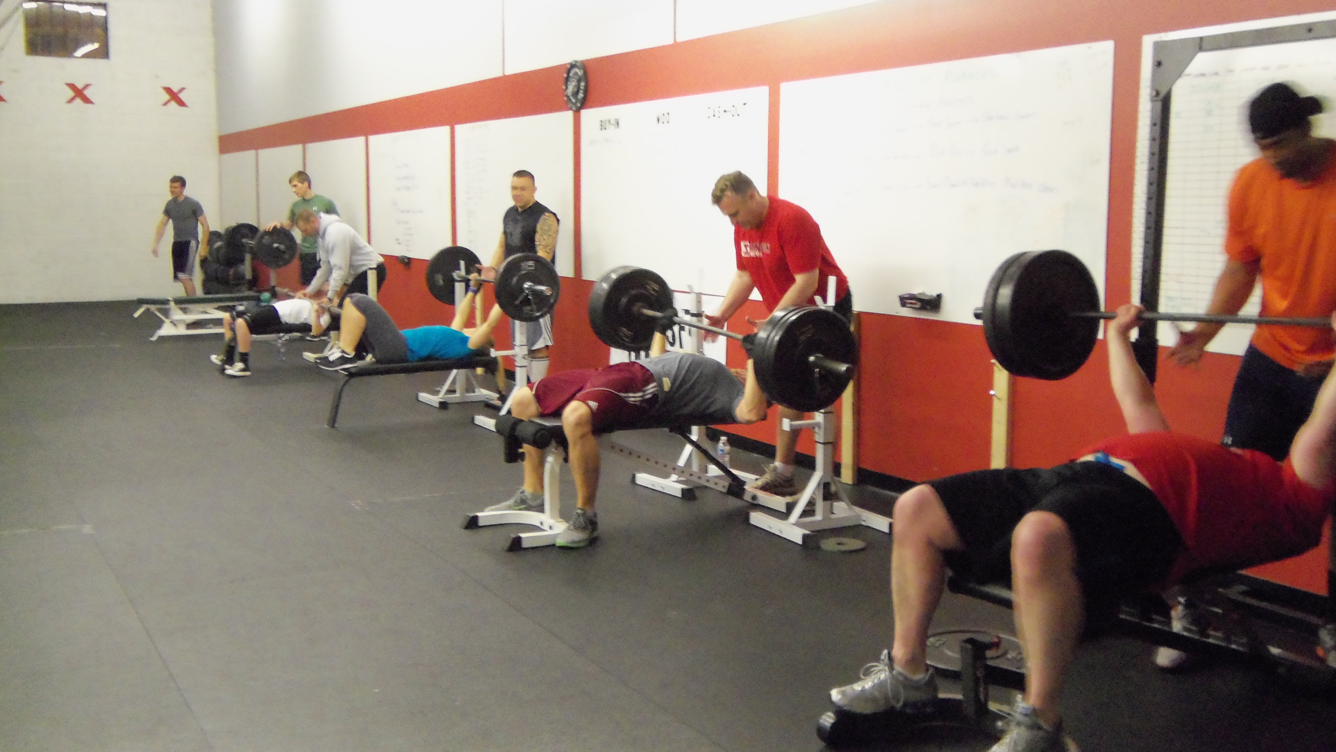 Monday, October 1 WOD