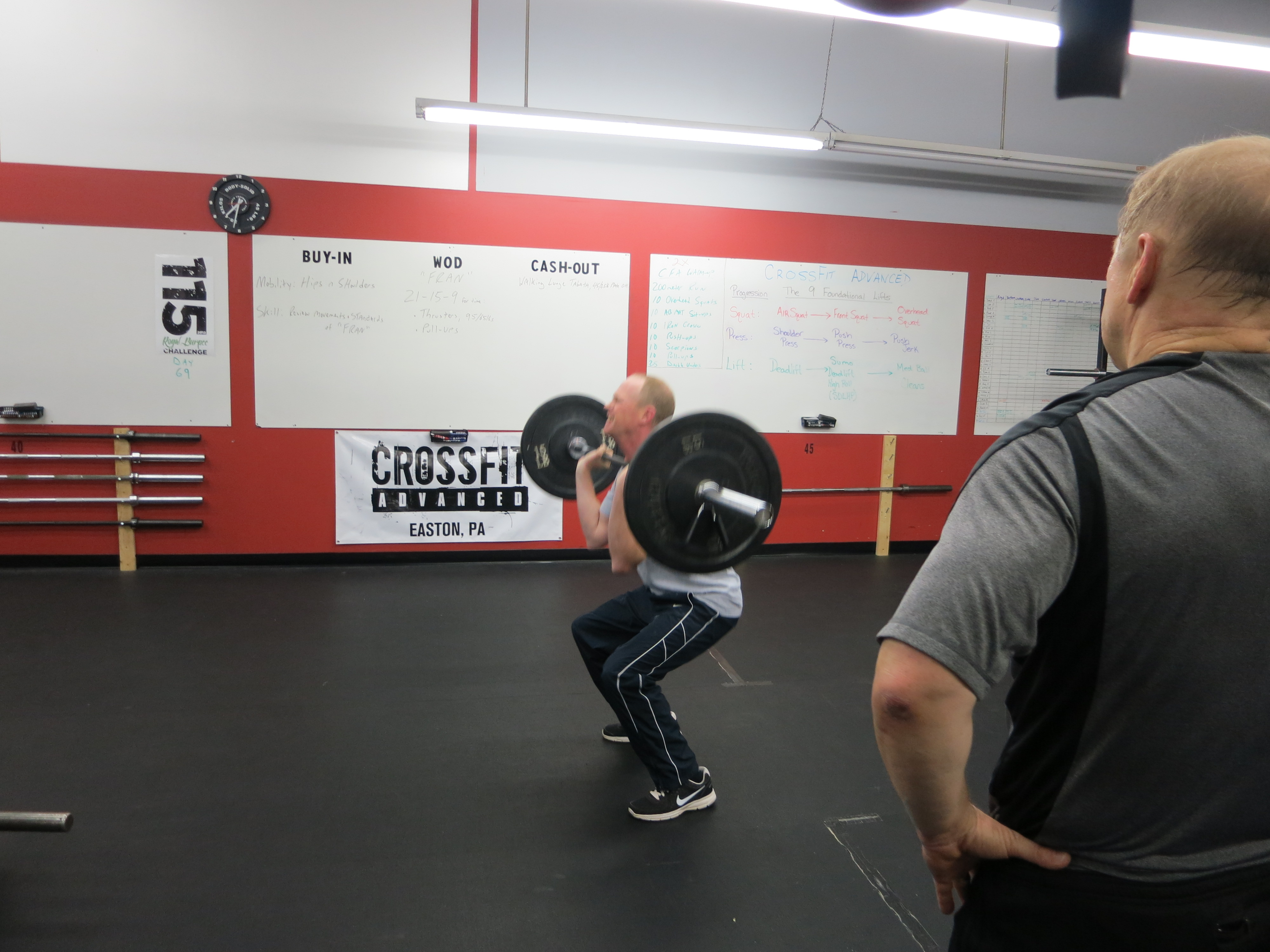 Tuesday, October 2 WOD