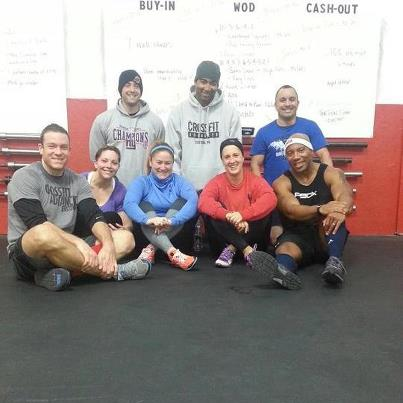 Sunday, November 25 WOD