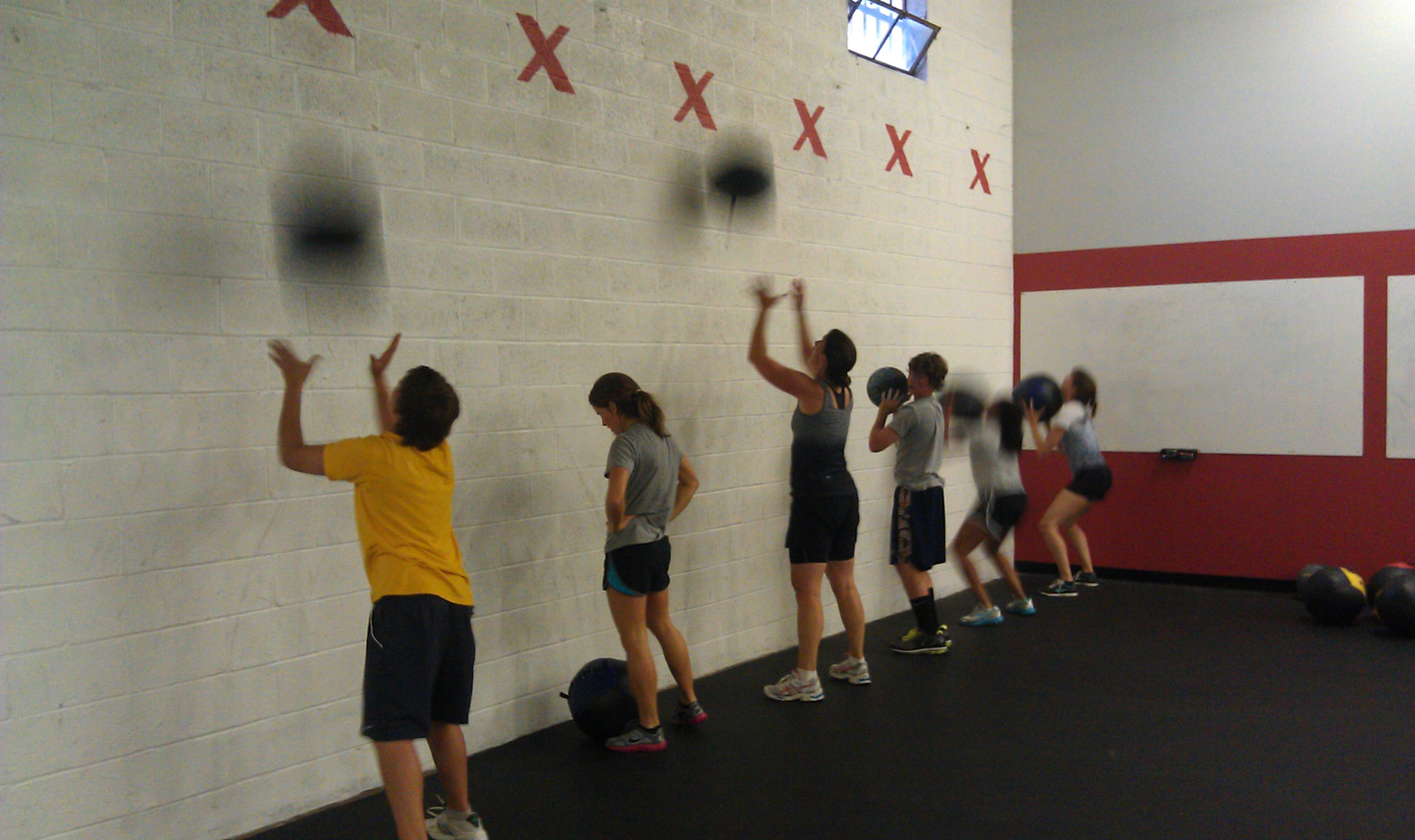 Sunday, November 4 WOD