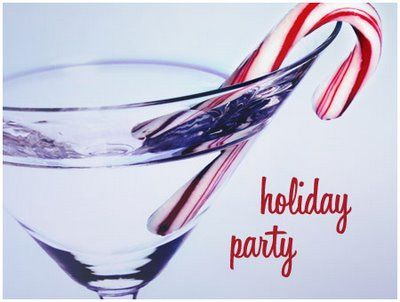 Update - Holiday Party - this Saturday December 15th!