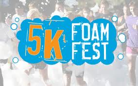 Join Us For 5K Foam Fest 2013