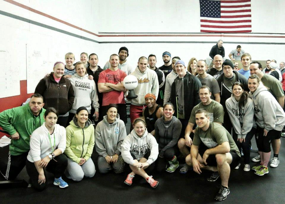 Saturday, February 2 WOD