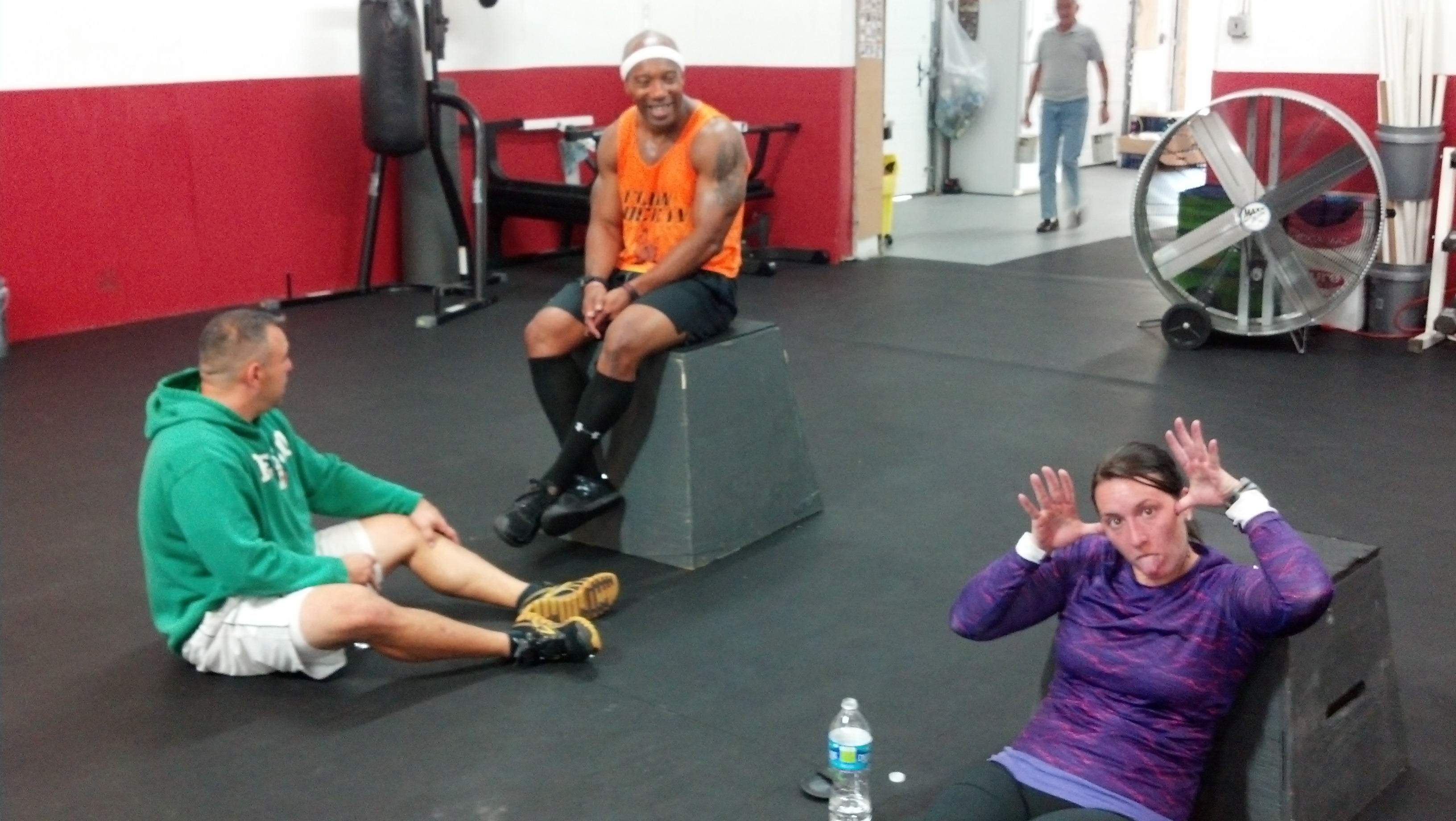 Monday, October 14 WOD