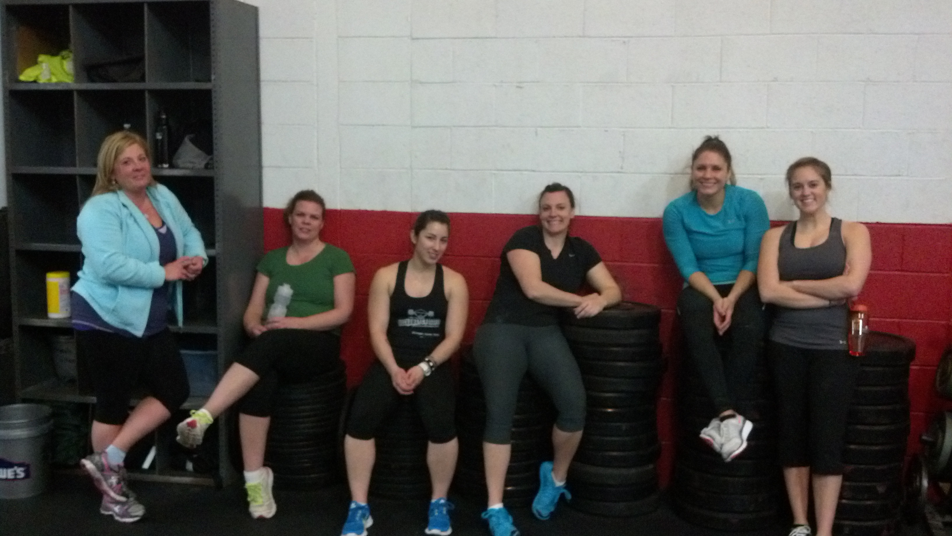 Saturday, March 30 WOD