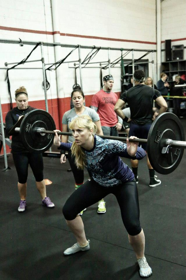 Wednesday, April 10 WOD