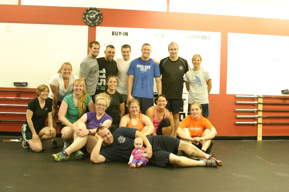 Saturday, December 7 WOD