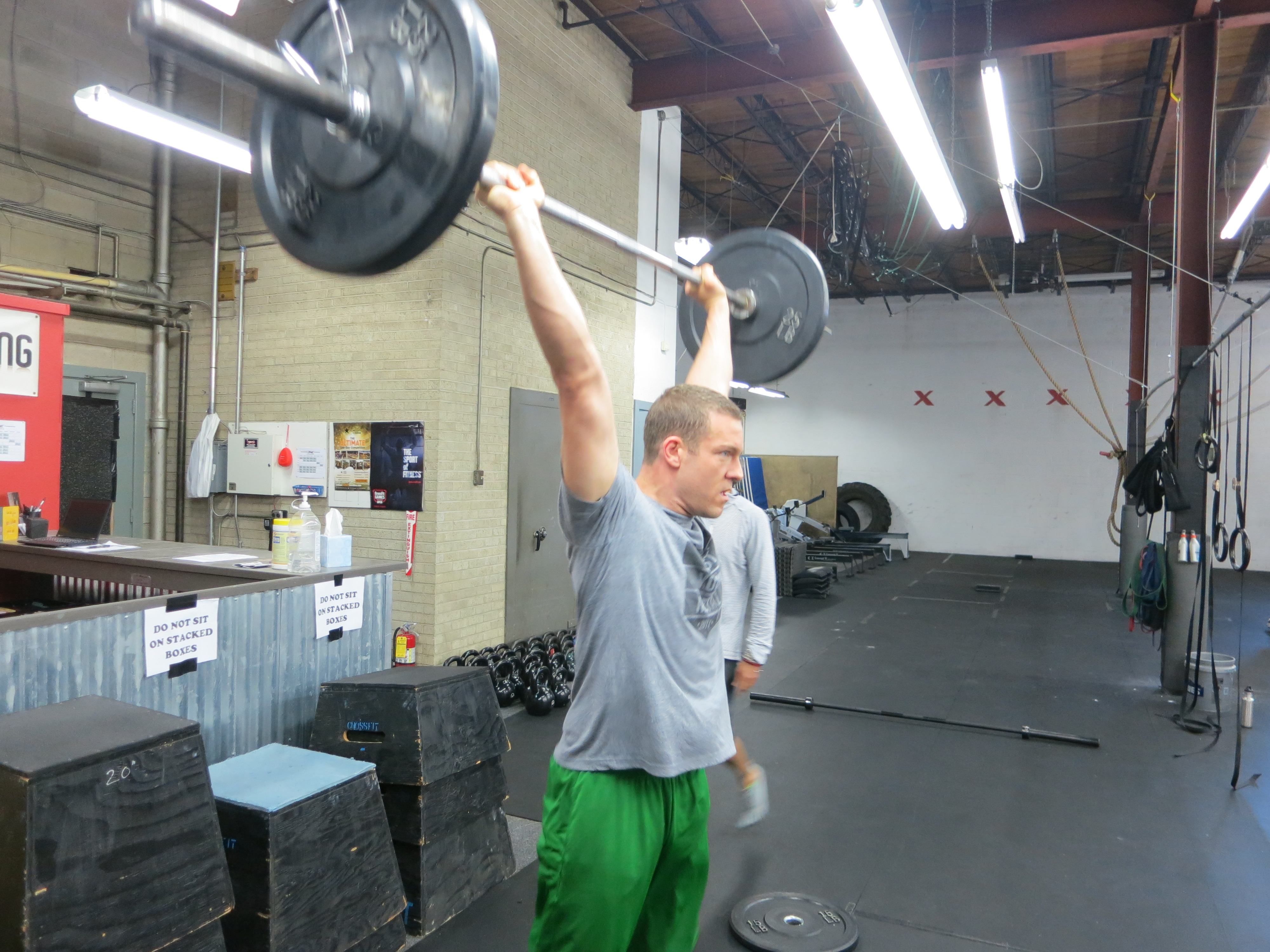 Sunday, June 16 WOD