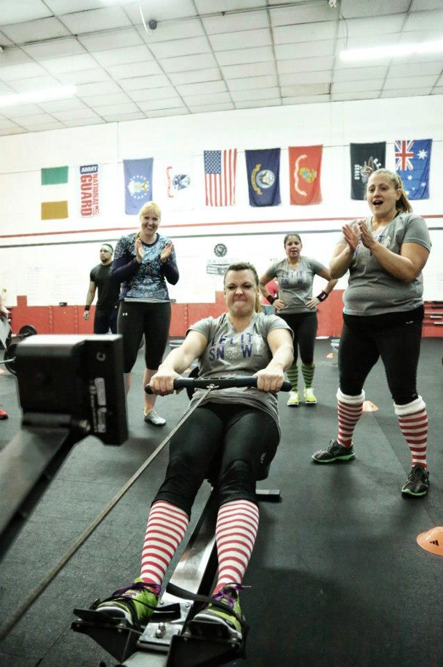 Friday, August 2 WOD