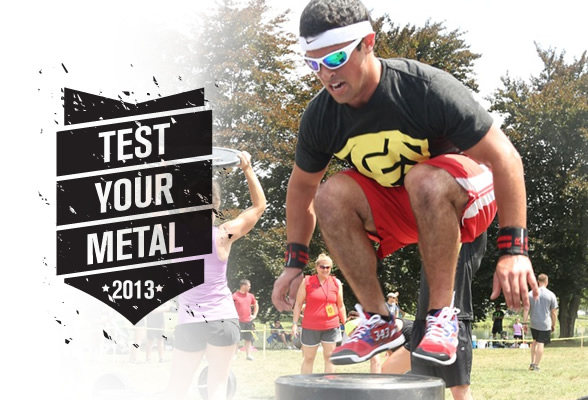 We are closed so we can host Test Your Metal 2013