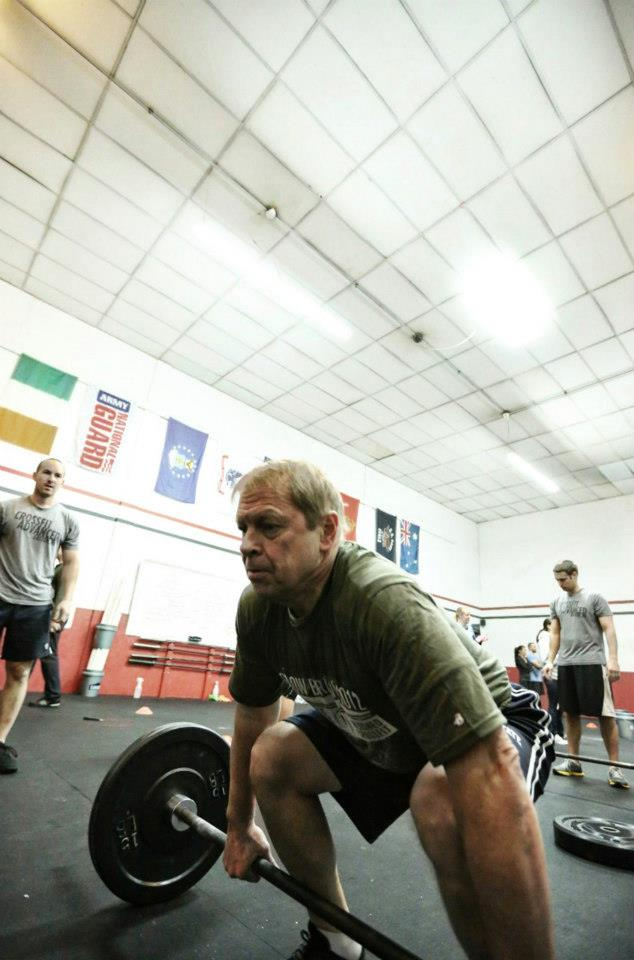 Saturday, August 24 WOD