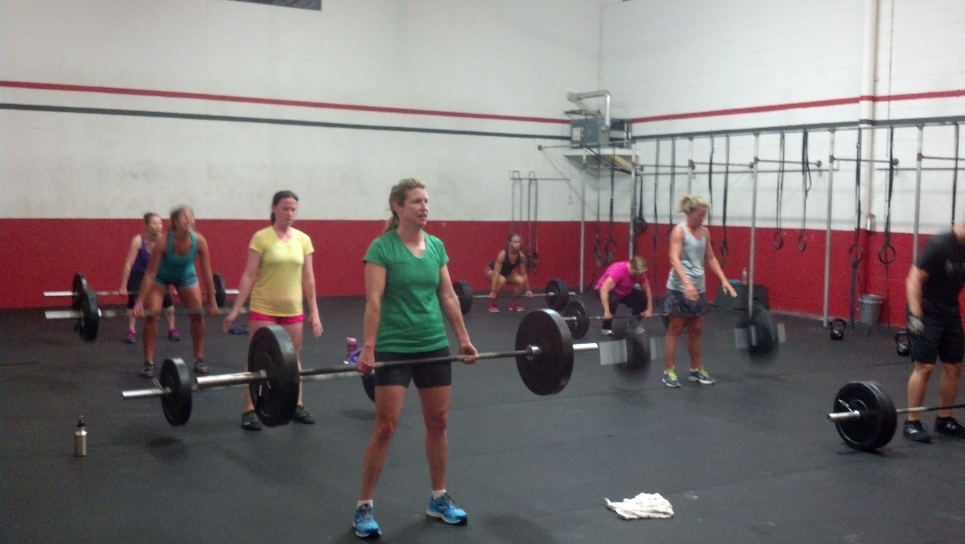 Sunday, August 18 WOD