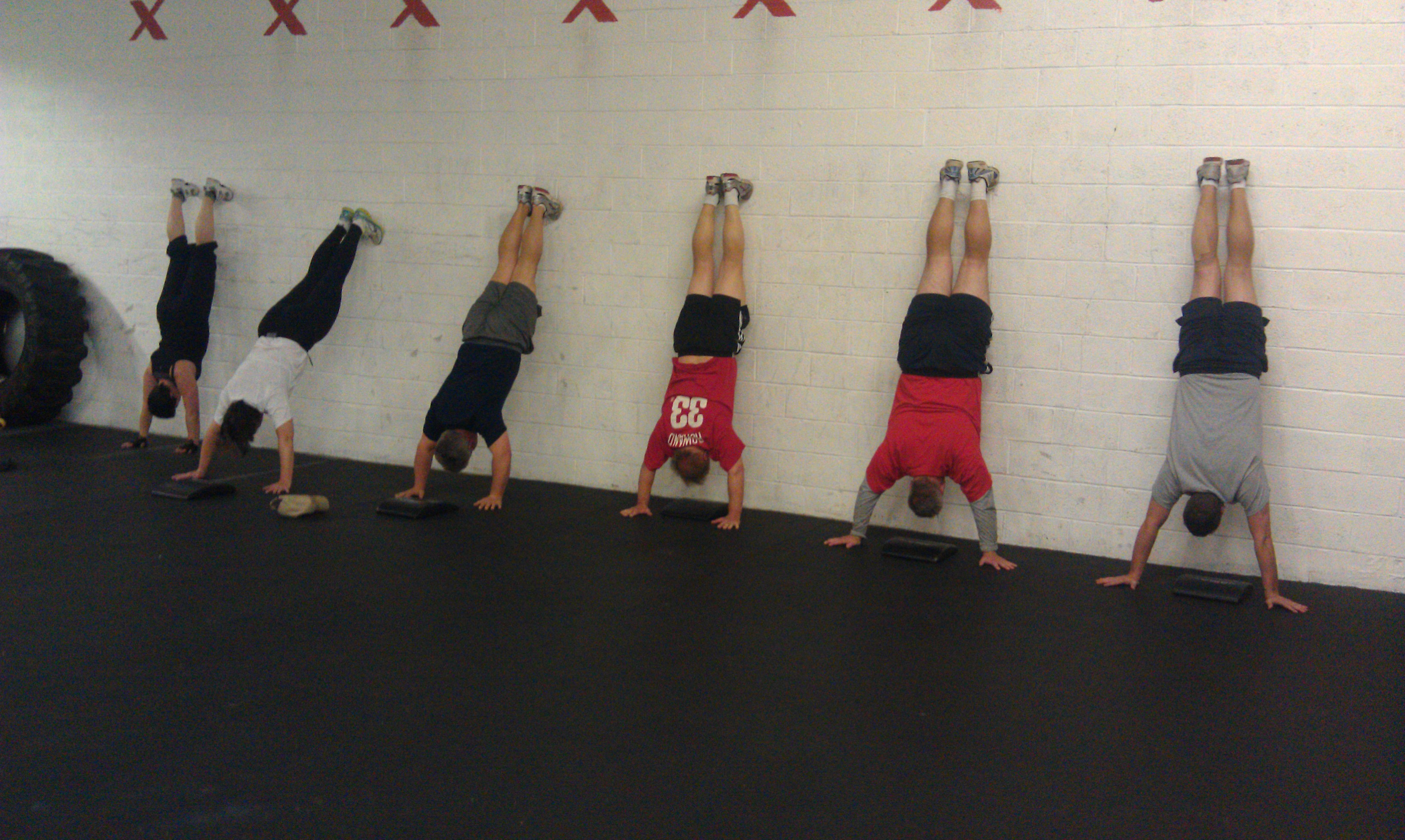 Thursday, August 22 WOD