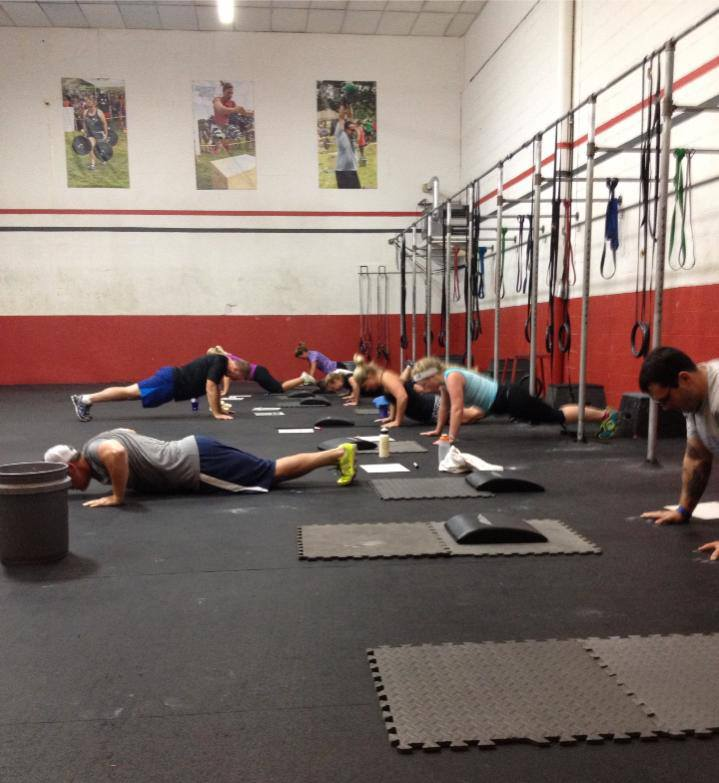 Thursday, September 12 WOD