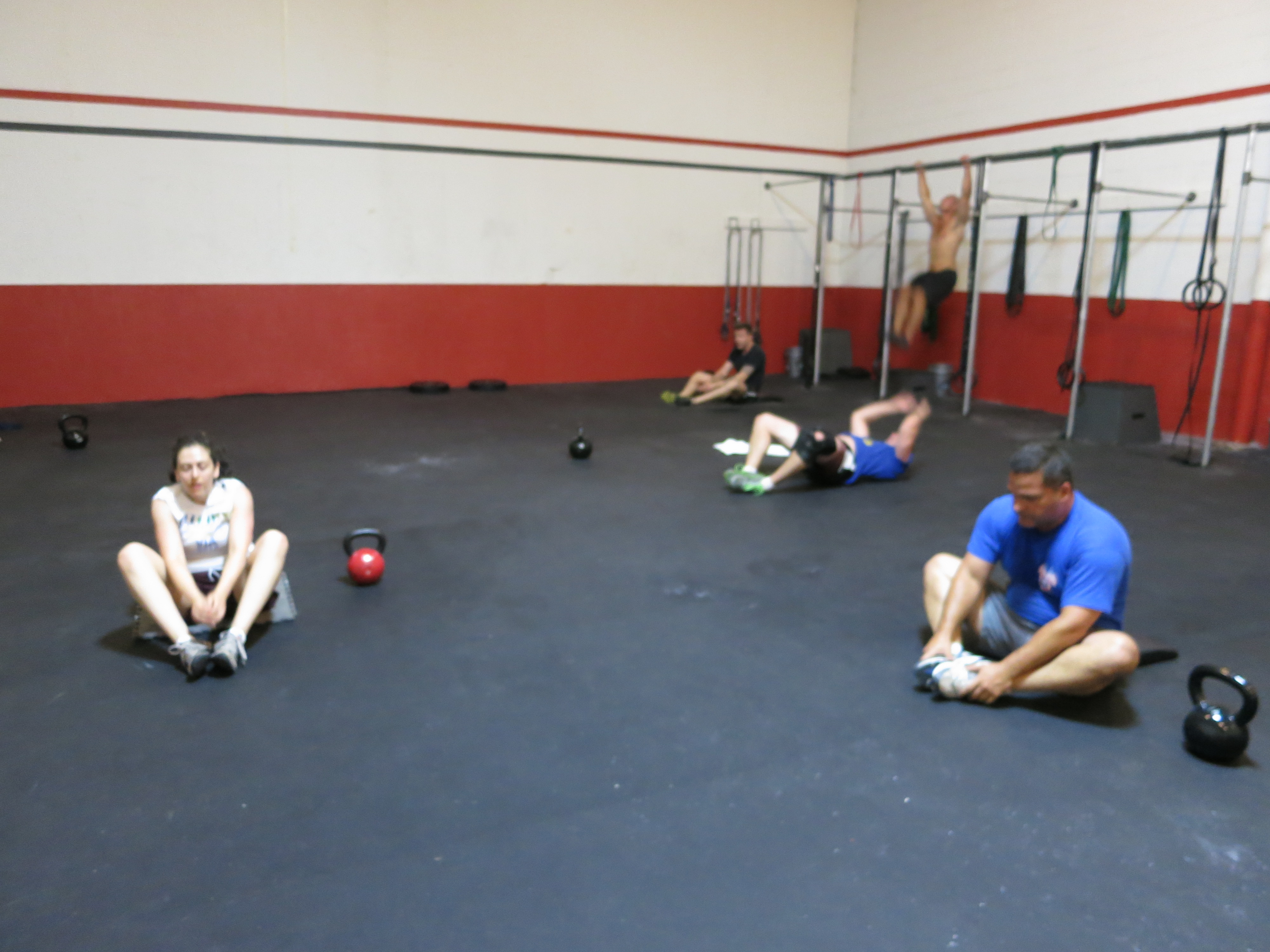 Thursday, September 19 WOD