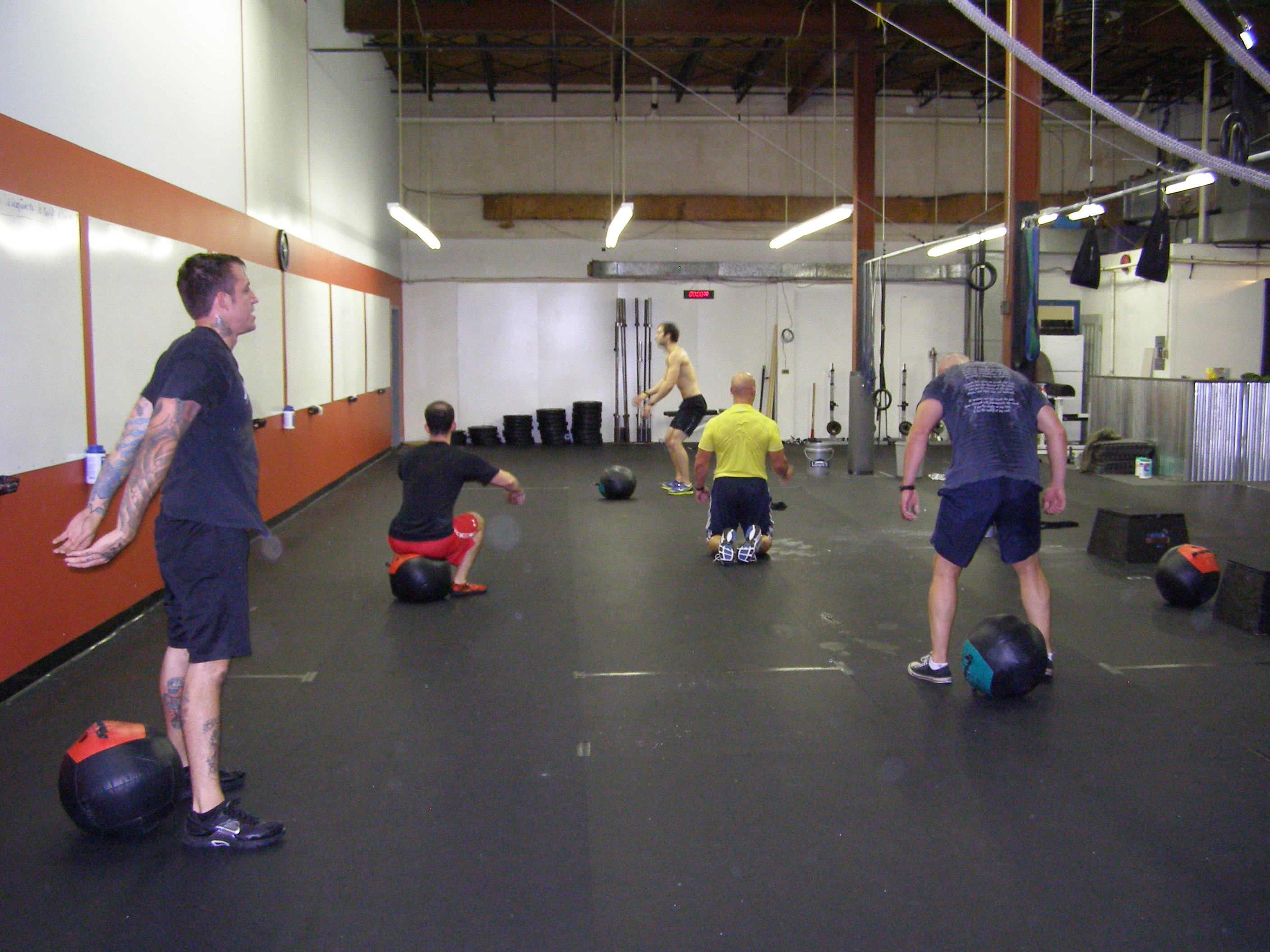 Saturday, September 21 WOD