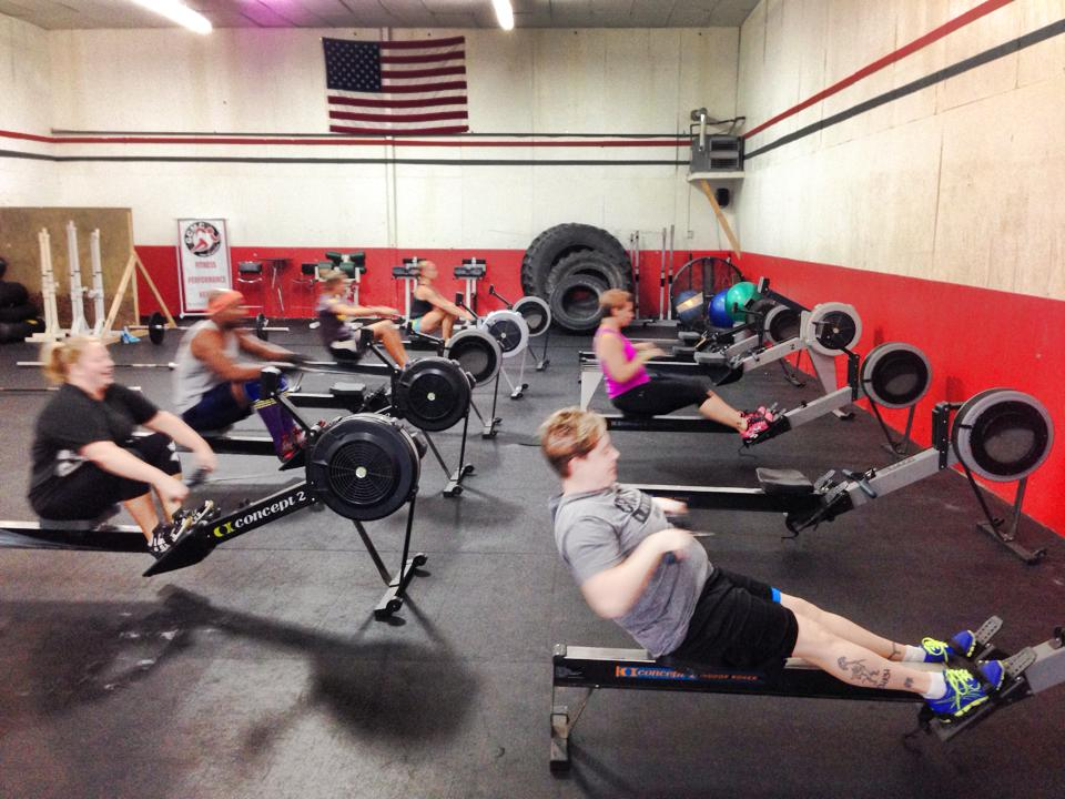 Friday, October 5 WOD