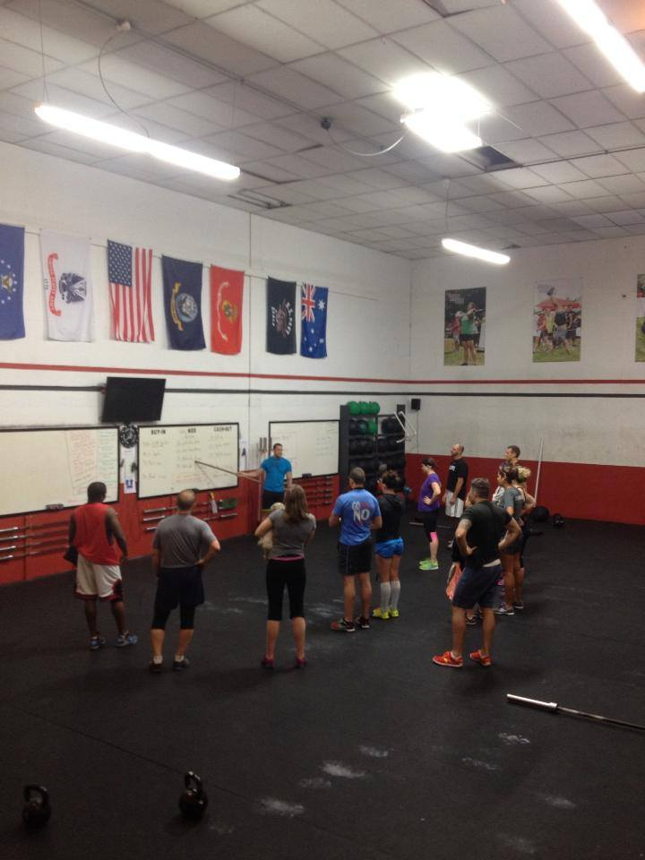 Tuesday, November 5 WOD
