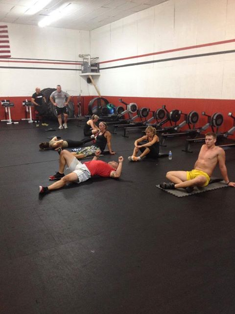 Friday, November 8 WOD