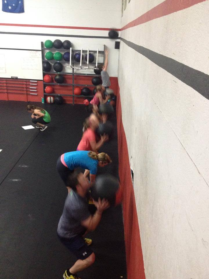 Tuesday, November 27 WOD
