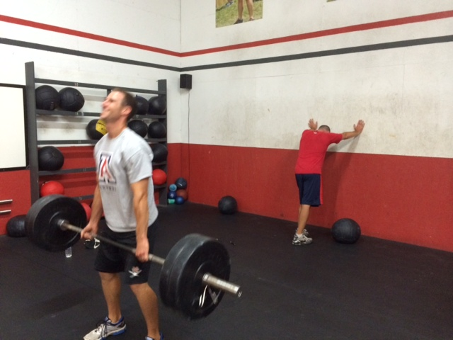 Saturday, August 4 WOD