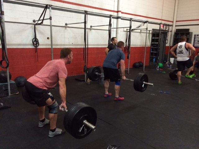 Tuesday, October 23 WOD