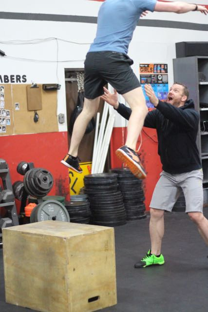 Tuesday, August 28 WOD
