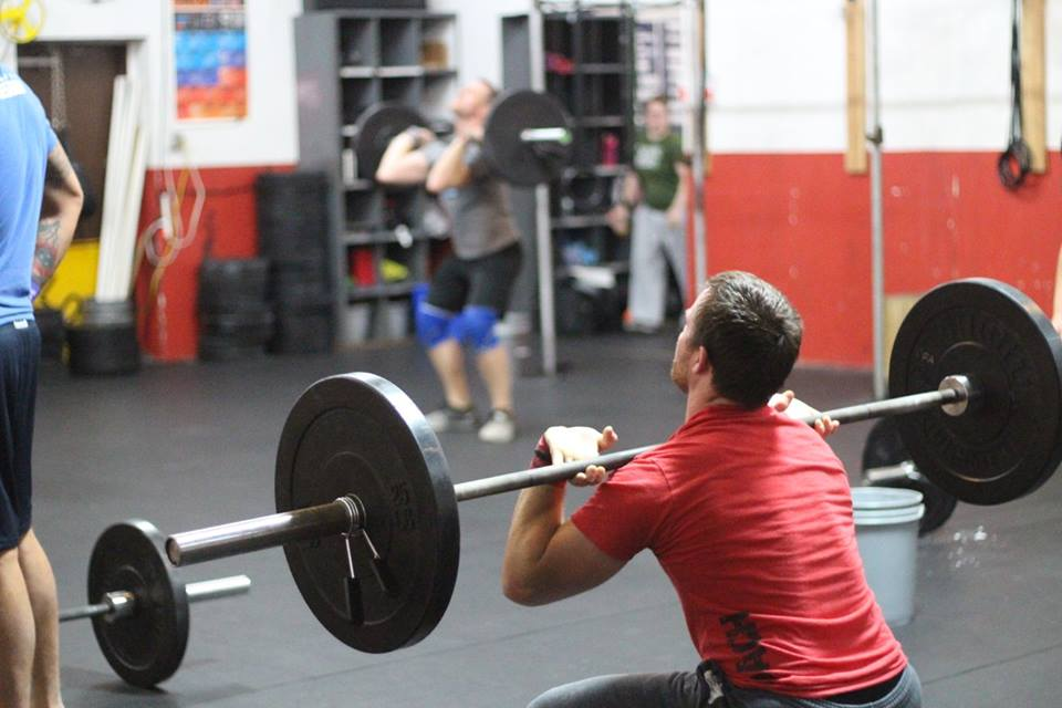 Friday, October 20 WOD