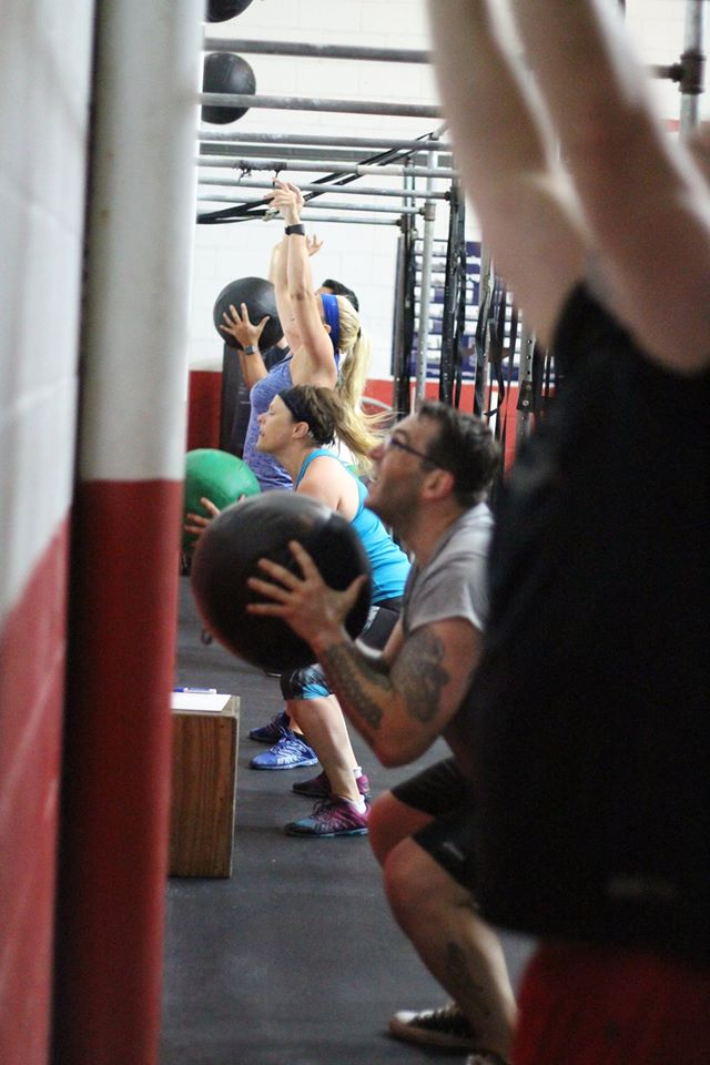Friday, September 29 WOD
