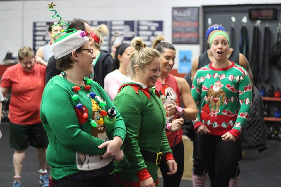 Wednesday, December 6 WOD