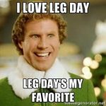 Six Reasons to Love Leg Day