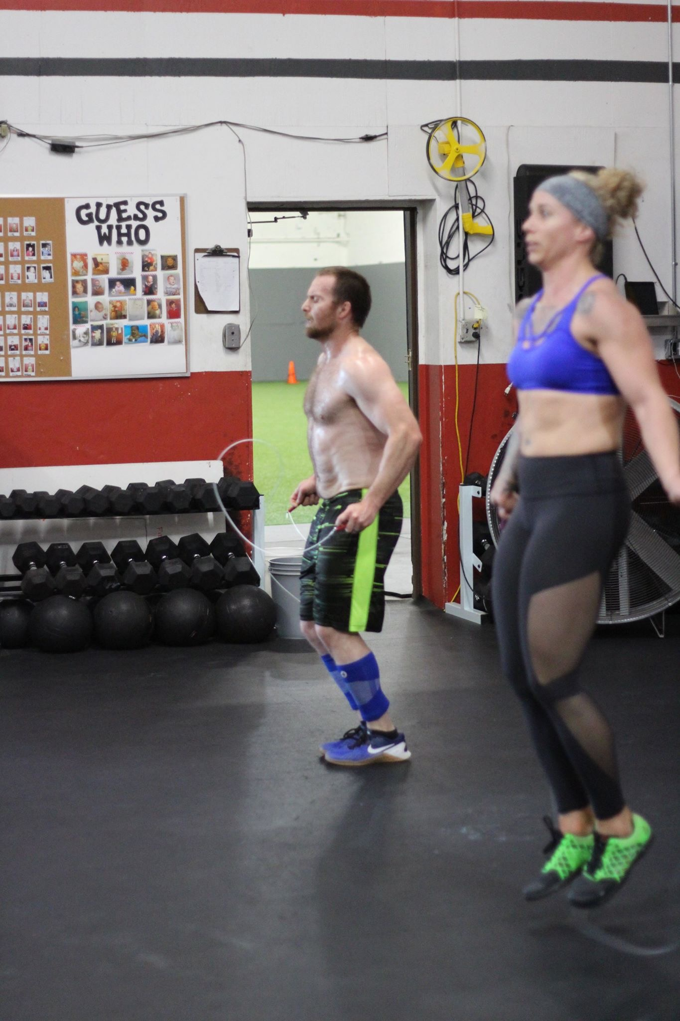 Tuesday, October 3 WOD