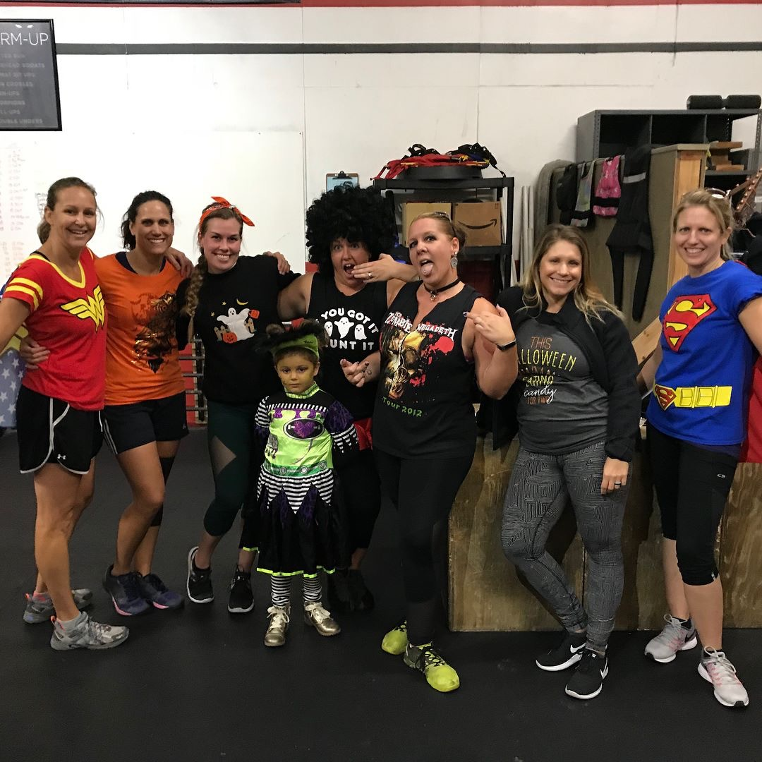 Sunday, December 3 WOD