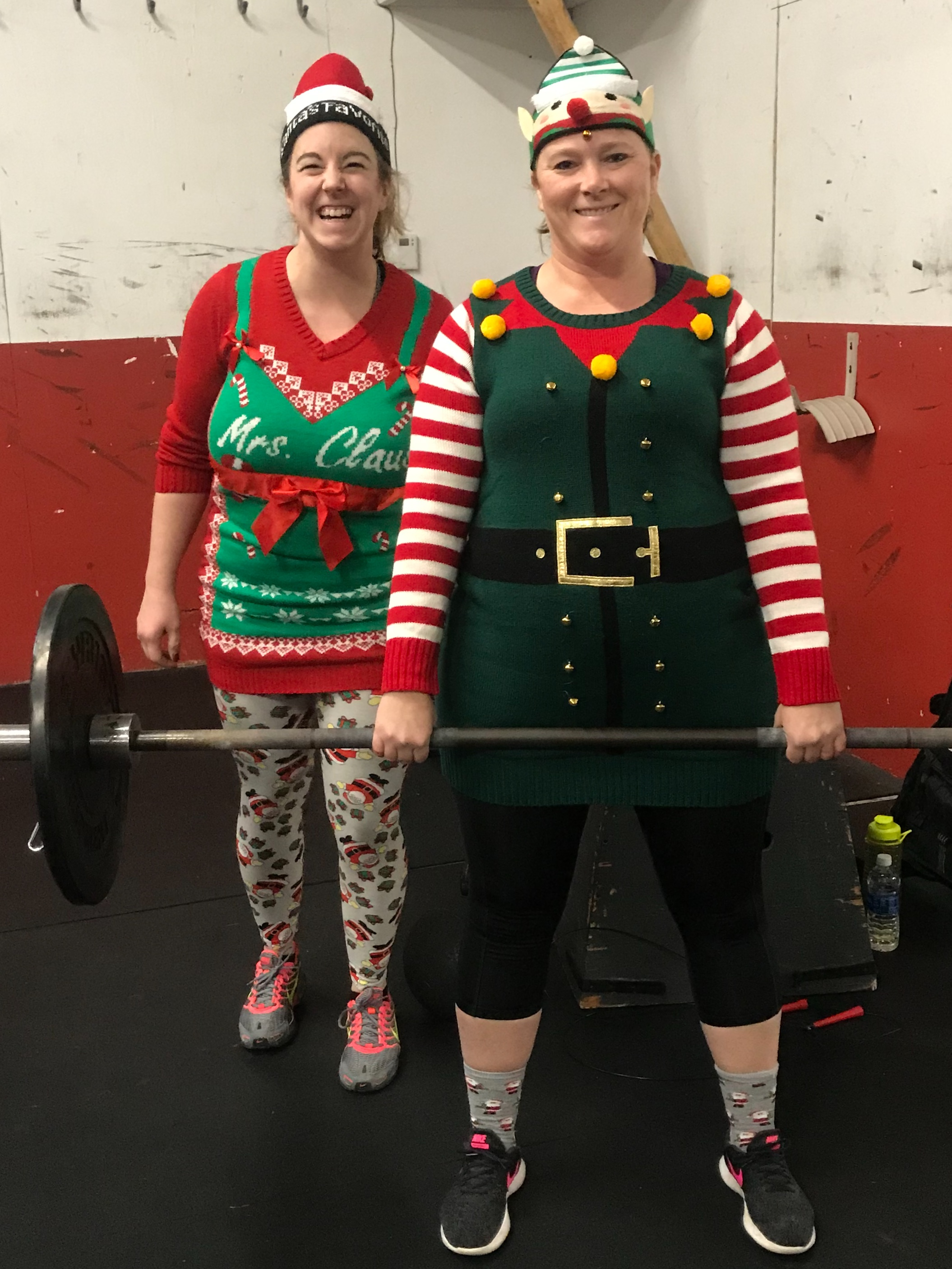 Saturday, December 30 WOD
