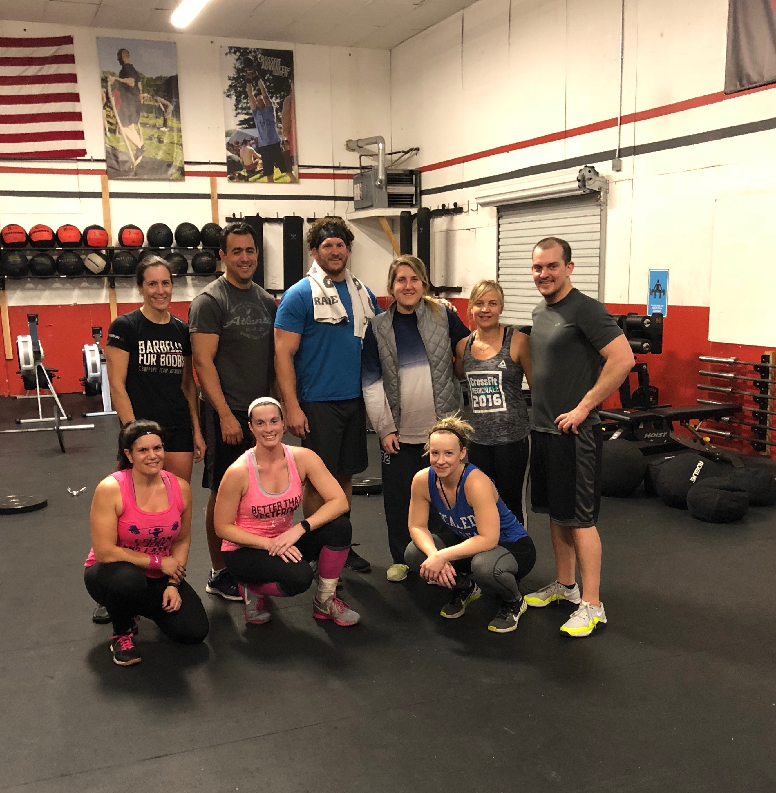 Tuesday, February 13 WOD