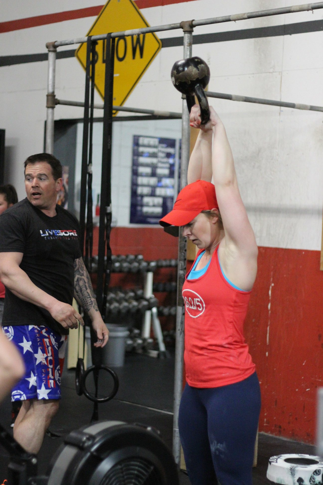 Thursday, May 10 WOD