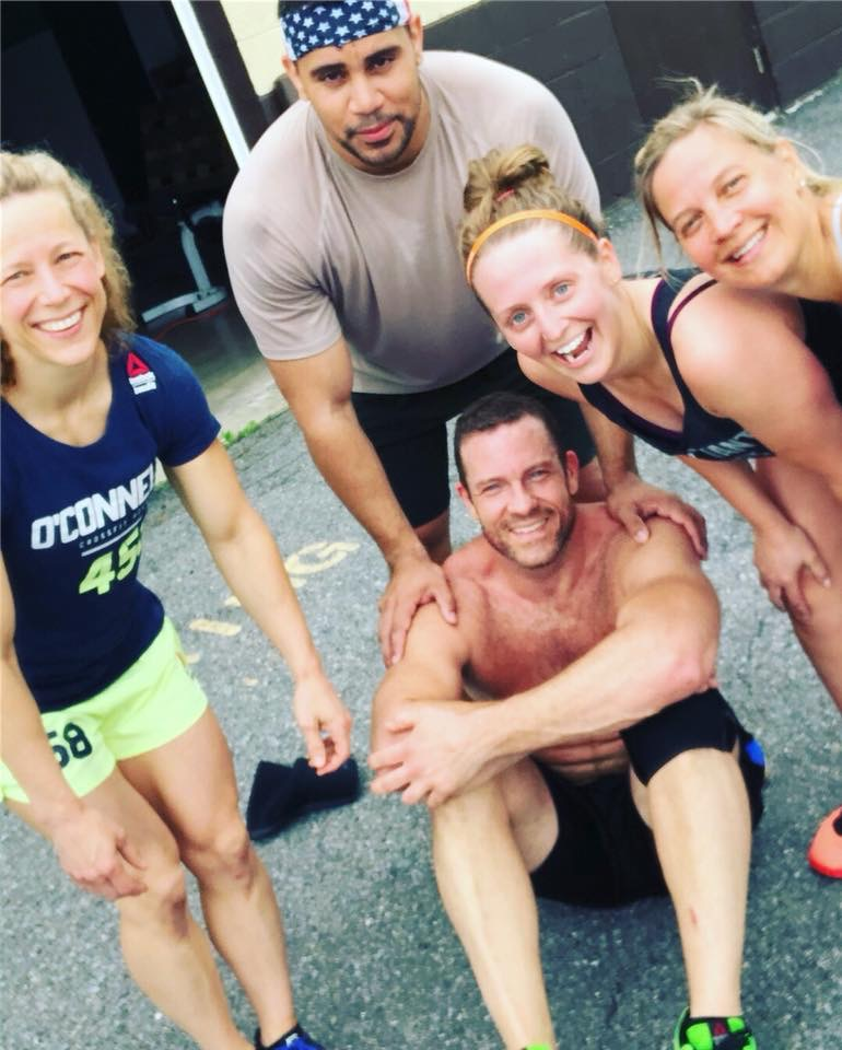 Tuesday, October 16 WOD