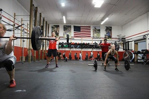 Tuesday, September 4 WOD